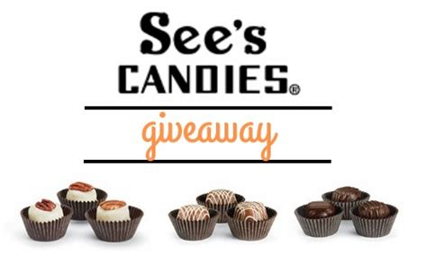 Sees Candy Gift Card - see s candies 50 gift card giveaway 2 winners southern savers