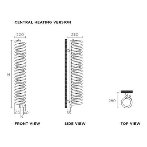 runtal spirale радиатор runtal spirale