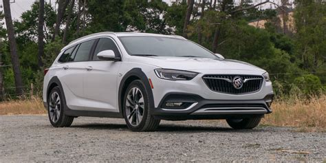 buick regal tourx review stylish  solid    great  roadshow