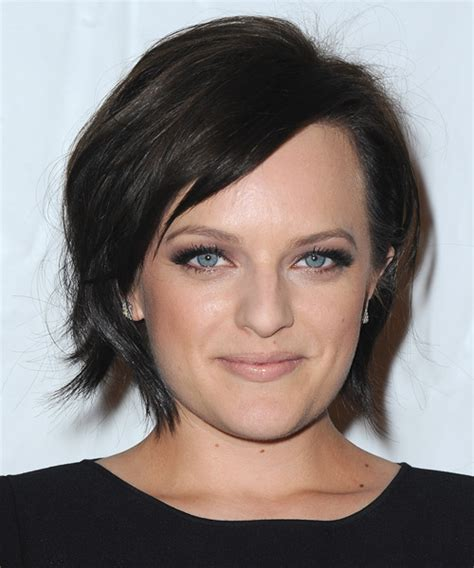 tucked behind the ear haircuts elisabeth moss hairstyles in 2018