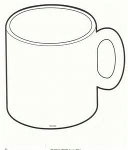 mug template chocolate mug template printable sketch coloring page