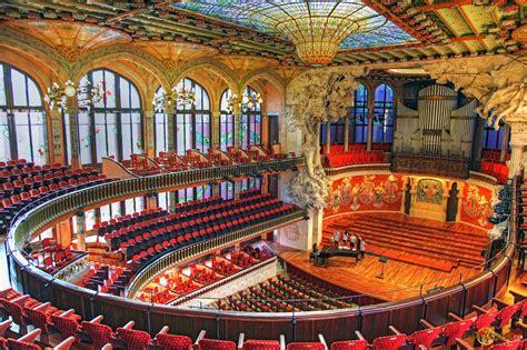 casa della musica barcellona meeting rooms at palau de la musica catalana palau de la