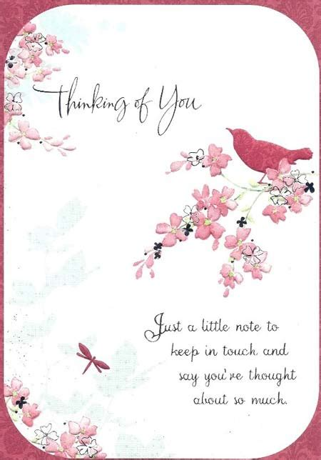 free just thinking of you card templates printable images of thinking of you cards thinking of you cards