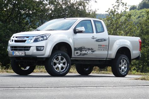 isuzu dmax lifted michaelis tuning isuzu d max