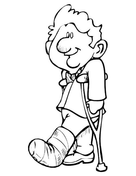 boy nurse coloring page malvorlage kr 252 cken ausmalbild 10737