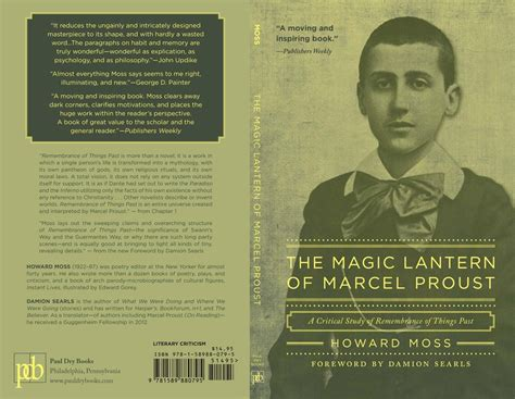 the magic lantern of marcel proust paul books inc