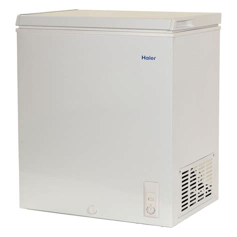 Chest Freezer Mini haier chest freezer 5 0 cu ft small size compact