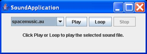 best audio format java program to play audio clip in java quality hair accessories