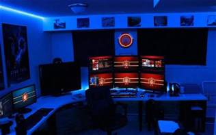 Apartment Setups 22 Amazing Gaming Room Set Ups