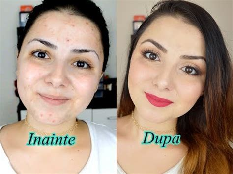 tutorial lipstik oriflame machiaj doar cu produse oriflame oriflame makeup