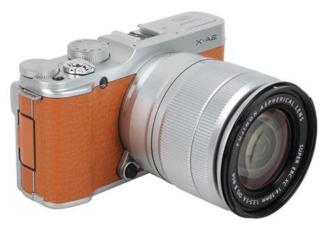 Kamera Mirrorless Fuji fujifilm x a2 mirrorless review shutterbug