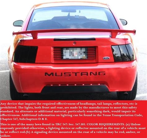 smoked out tail lights legal smoked out tail lights legal in texas decoratingspecial com