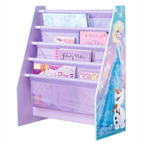 sling bookcase with storage character sling bookcase bedroom storage peppa thomas