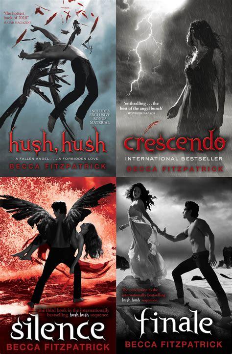hush hush the hush hush saga series review