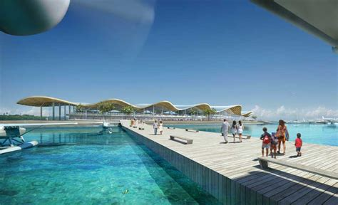 New Home Products by Hanimaadhoo Airport Maldives Building E Architect
