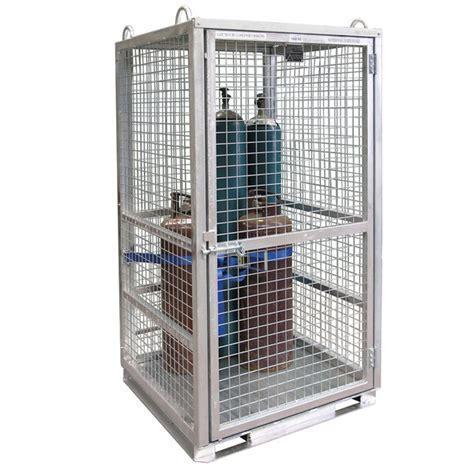 Gas Cylinder Storage Lockable Cage   Australia   Mobile