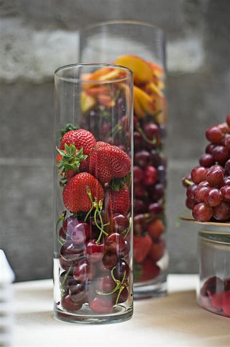 fruit centerpieces for tables fruit filled centerpieces the celebration society