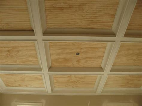 Wainscoting Ceiling Ideas Ceiling Idea With Beadboard Panels To Provide Easy Access