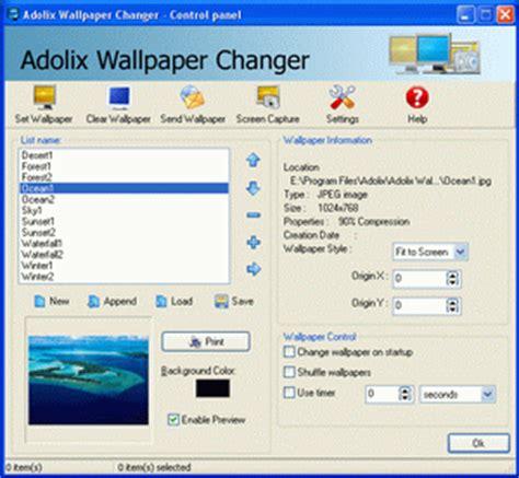 wallpaper changer software for windows 10 adolix wallpaper changer for windows 10 free download on