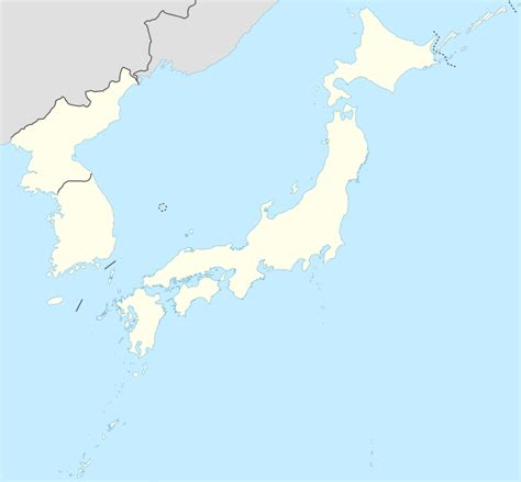 Jepitan Korea file japan korea adm location map svg wikimedia commons