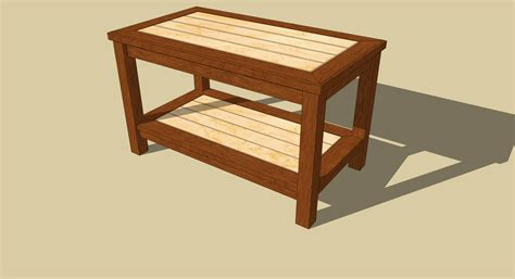 Wood Coffee Table Gun Cabinet Plans