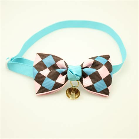 Handmade Bow Tie - handmade accessory shaped lattice ribbon tie bow