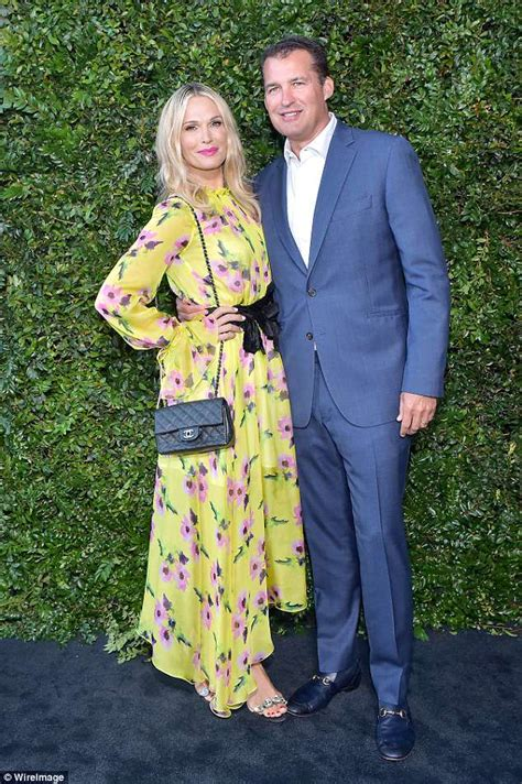 patterned dinner shirt molly sims wows in floral patterned frock with pink lips