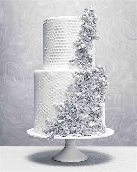 Wedding Anniversary Ideas In Hawaii by 8 Platinum Wedding Cakes Ideas Martha Stewart Weddings