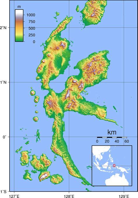 pulau halmahera wikipedia bahasa indonesia ensiklopedia