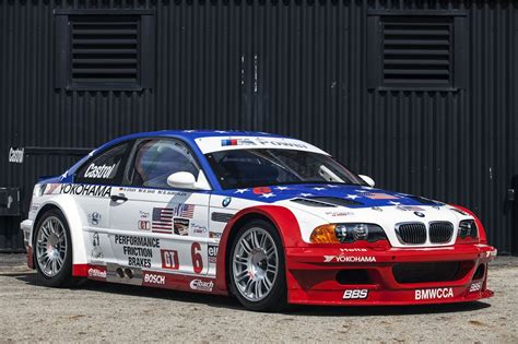 bmw m3 gtr bmw to debut refurbished e46 bmw m3 gtr race and road cars