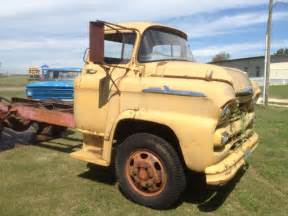 Viking Buick Gmc 1958 Chevrolet Viking 50 Coe For Sale Autos Post