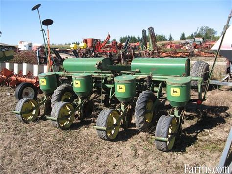 Used Deere Planters used deere 1240 4 row planter planters for sale mascus usa