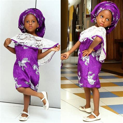 aso ebi for children incase you didn t know how amazing kids look in african
