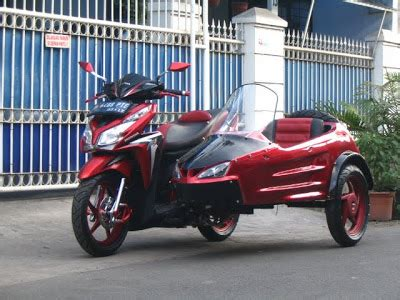 Cover Selimut Motor Vario 125 Berkualitas Warna Merah 12 modifikasi honda vario techno 125 oto trens