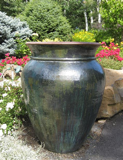 large garden pots and containers investment pottery