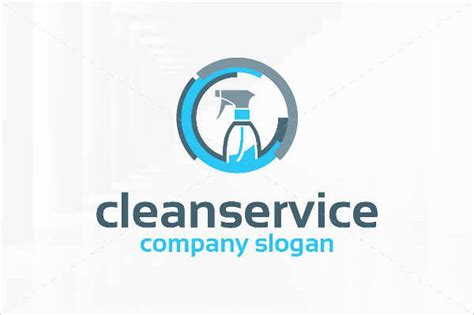 Cleaning Services Logo Templates 45 Company Logo Design Design Trends Premium Psd Vector Downloads