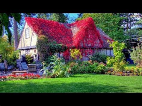 beautiful gardens house   world youtube