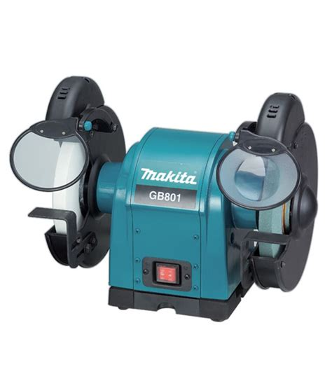 makita bench grinder buy makita 205mm bench grinder gb801 online at low price in india snapdeal