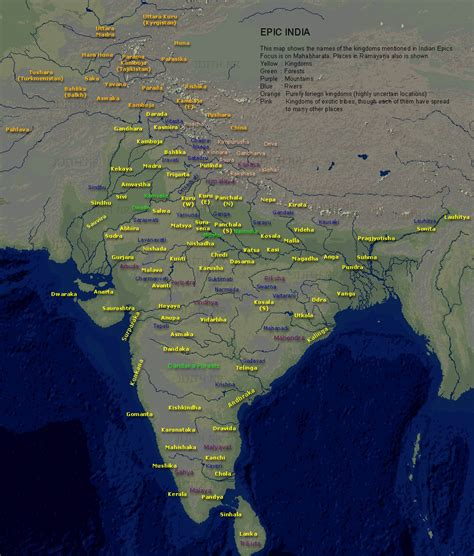 ancient india map portfolio of jijith nadumuri ravi july 2014