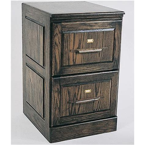 File Cabinet Plans by Two Drawer Filing Cabinet Plans Grizzly Industrial
