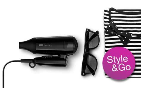 Braun Uno Hair Dryer asciugacapelli satin hair cura dei capelli e styling