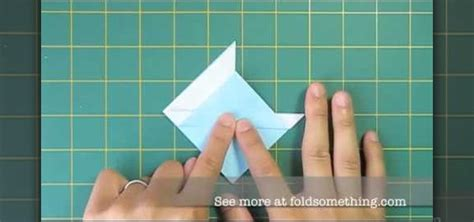Origami With One Sheet Of Paper - how to fold a simple origami sailboat with one sheet of