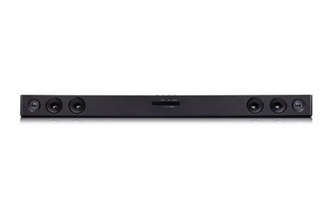 Home Entertaiment Soundbar Lg lg sj3 2 1 ch sound bar with wireless subwoofer lg in