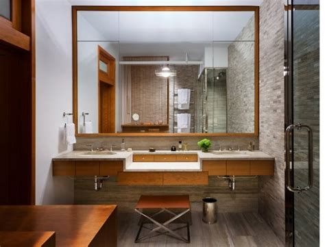 using the bathroom in space 20 ways to get the best use of space in your bathroom freshome com
