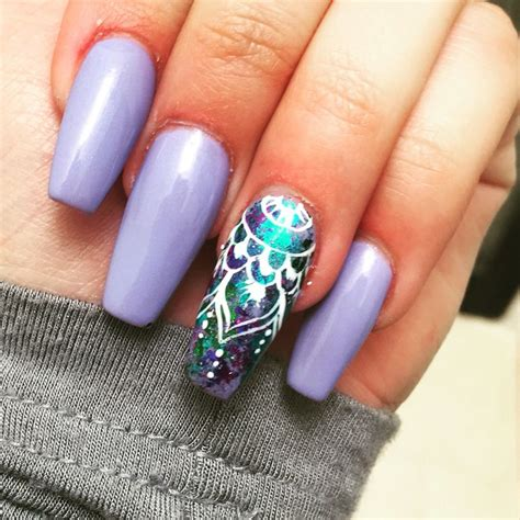 9 Fab Summer Nail Polishes Pastels Need Not Apply by 1000 Ideas About Lilac Nails On Nails Nail