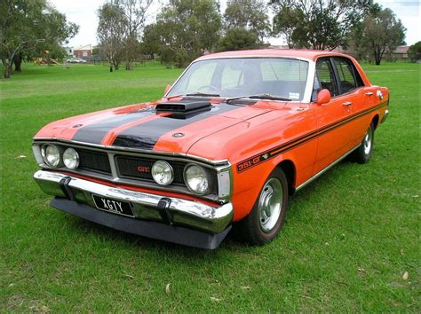 1971 Ford Falcon GT HO Phase III   Ford   SuperCars.net