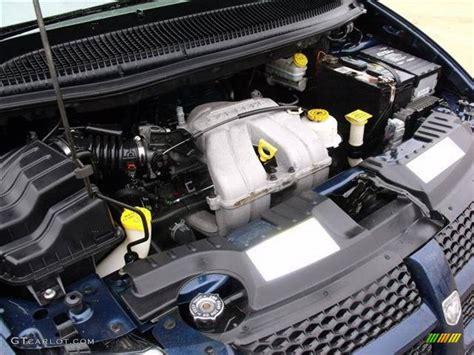 2006 dodge caravan 2 4 engine 2002 dodge caravan se 2 4 liter dohc 16 valve 4 cylinder