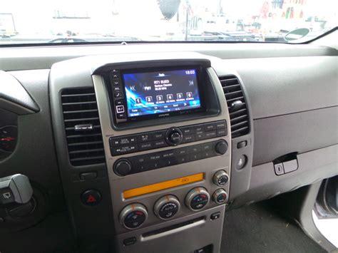 nissan pathfinder radio radioblende nissan pathfinder 2004 gt nissan
