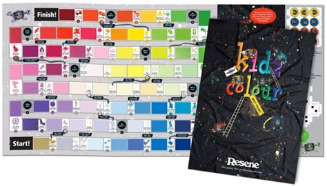 resene paints inspiration ideas stencils and paint charts for children