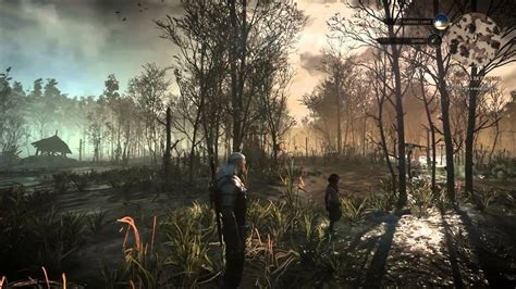 witcher  wild hunt  minutos de gameplay demo